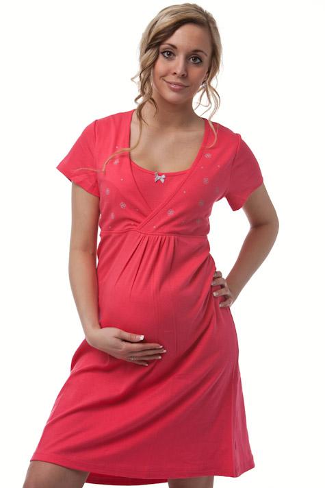 Noční košile kojící a těhotenská