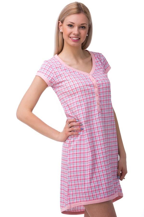 Dámská noční košilka z bavlny 1C1145