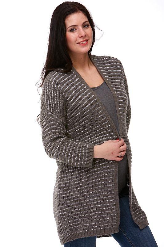 Těhotenský Kardigan made in Italy Alessandra