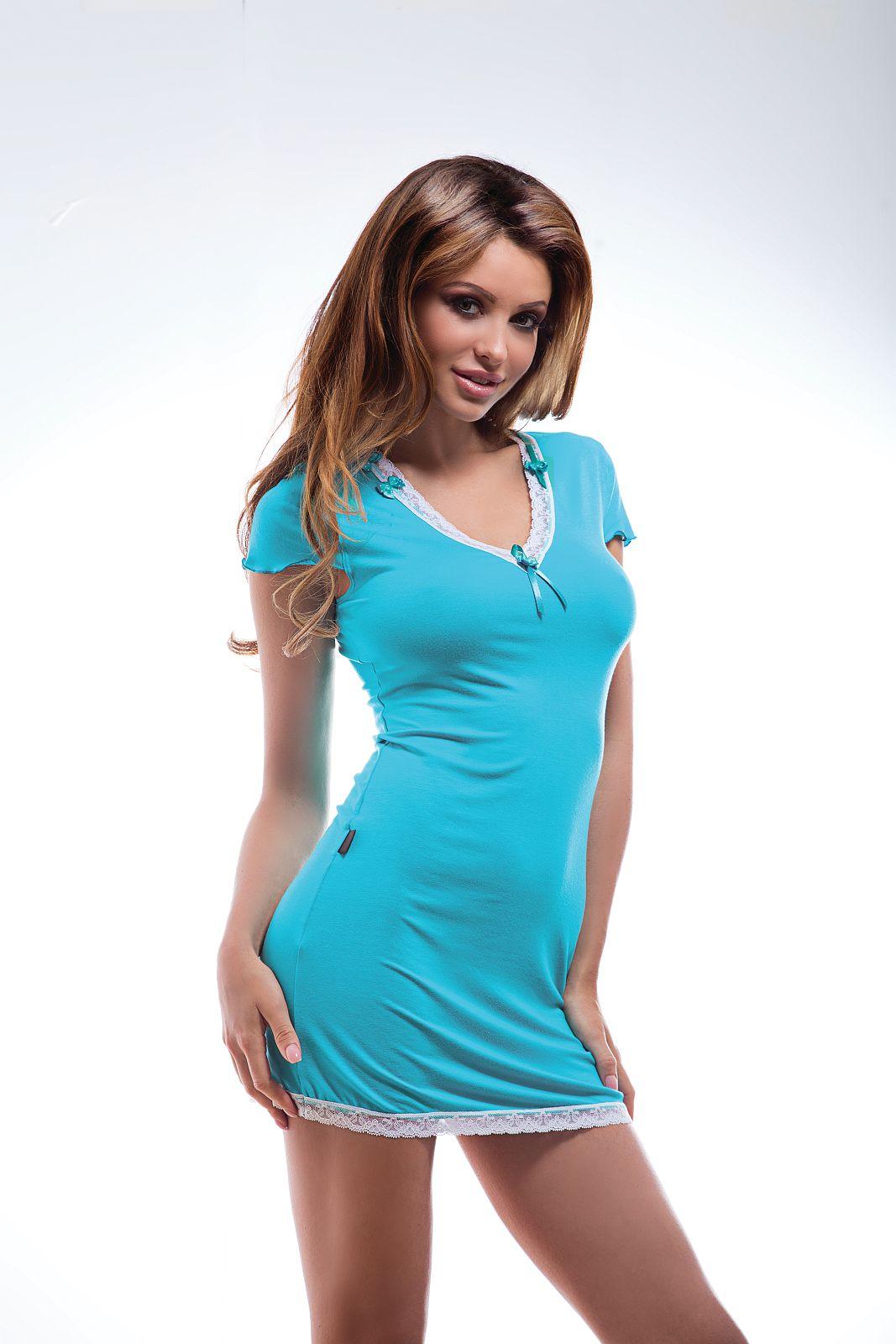 Luxusní noční košilka 1E8092