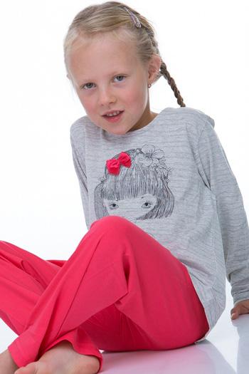 Dívčí pyžamo 1F0309