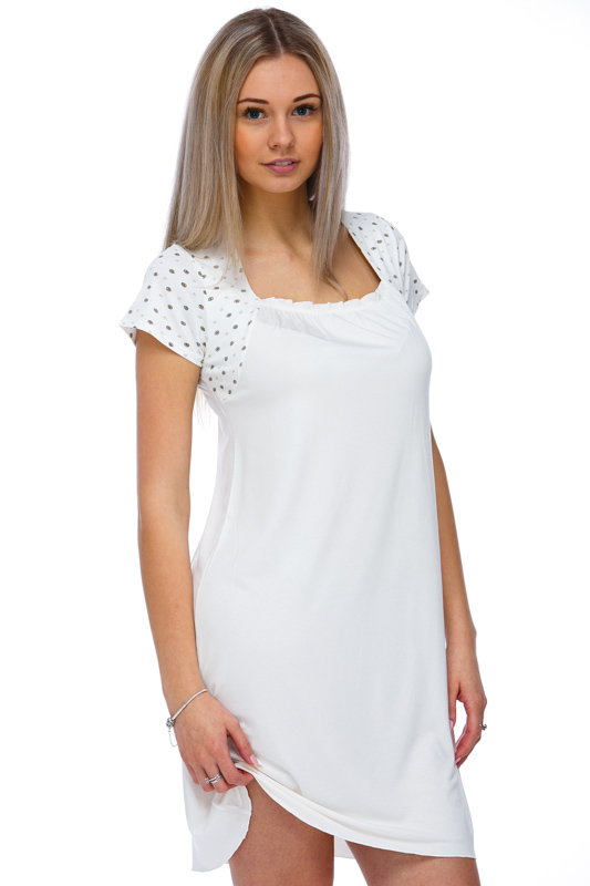 Košilka dámská De Lafense 1C0946
