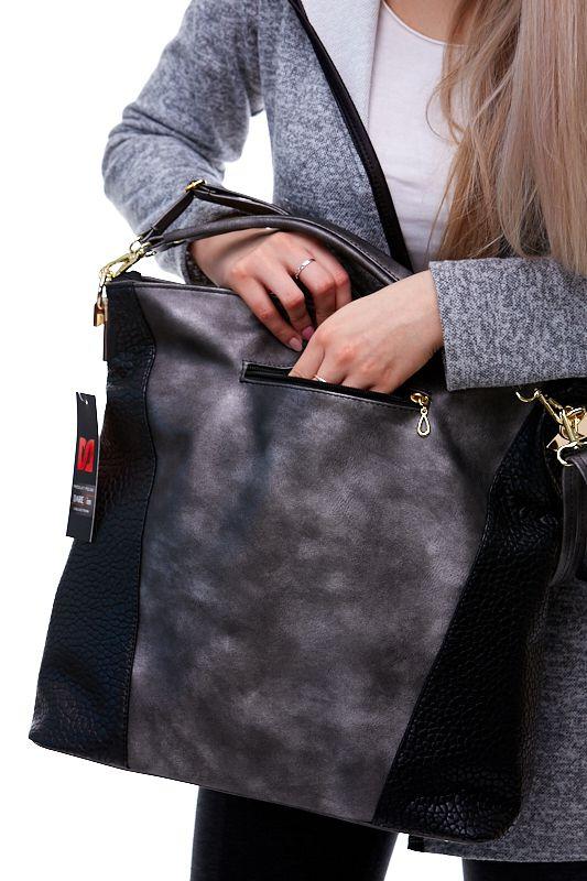 Kabelka New Style Grey