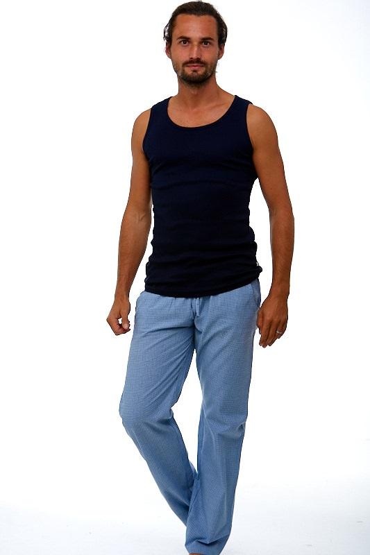 Tílko + Pyžamové kalhoty