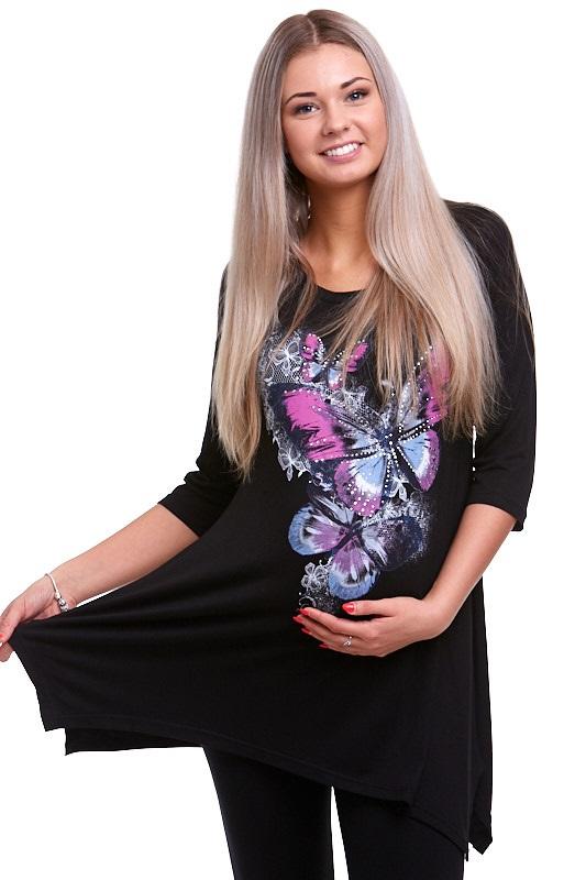 těhotenská tunika