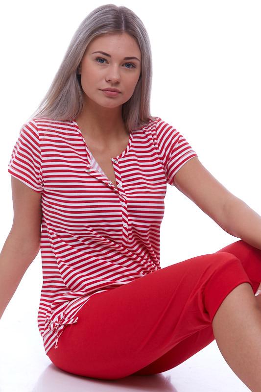 Pyžamo propínací dámské