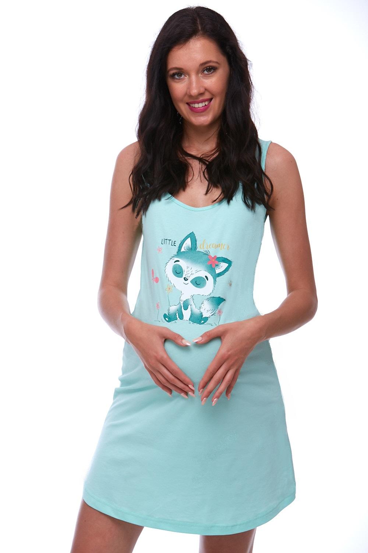 Těhotenské šaty z bavlny