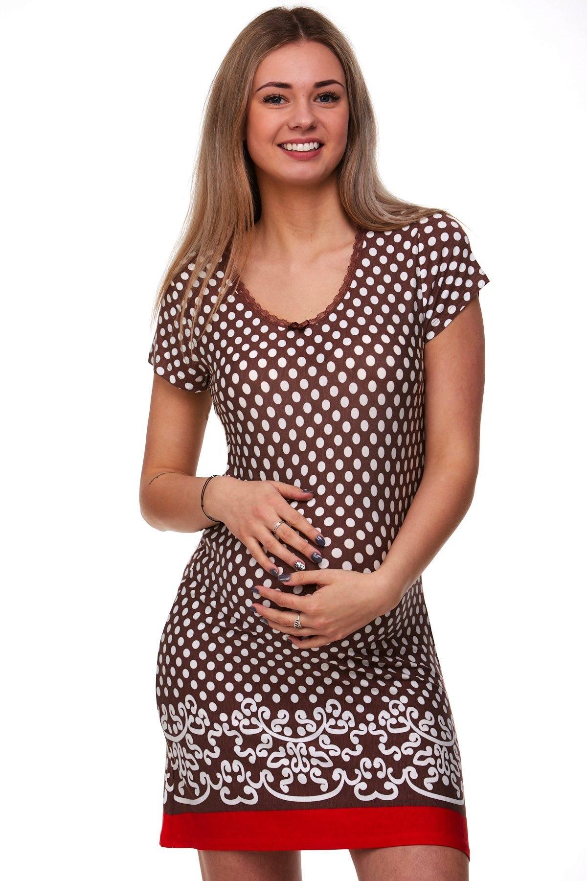 Košilka těhotenská jemná