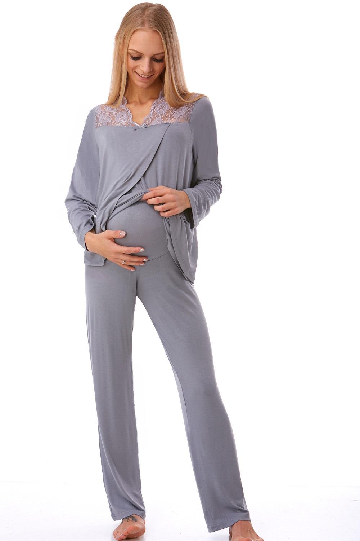 Pyžamo těhotenské i kojící