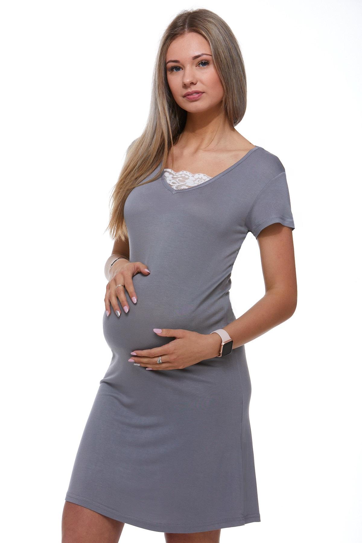 Mateřská luxusní jemná košilka