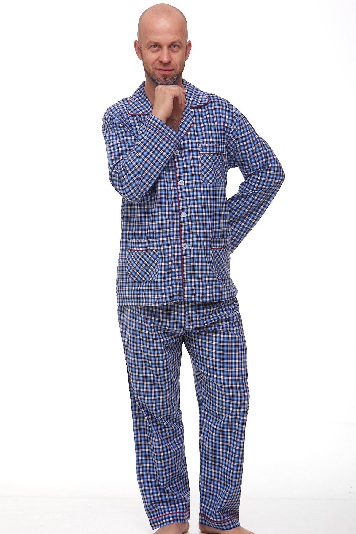 Pánské pyžamo klasické