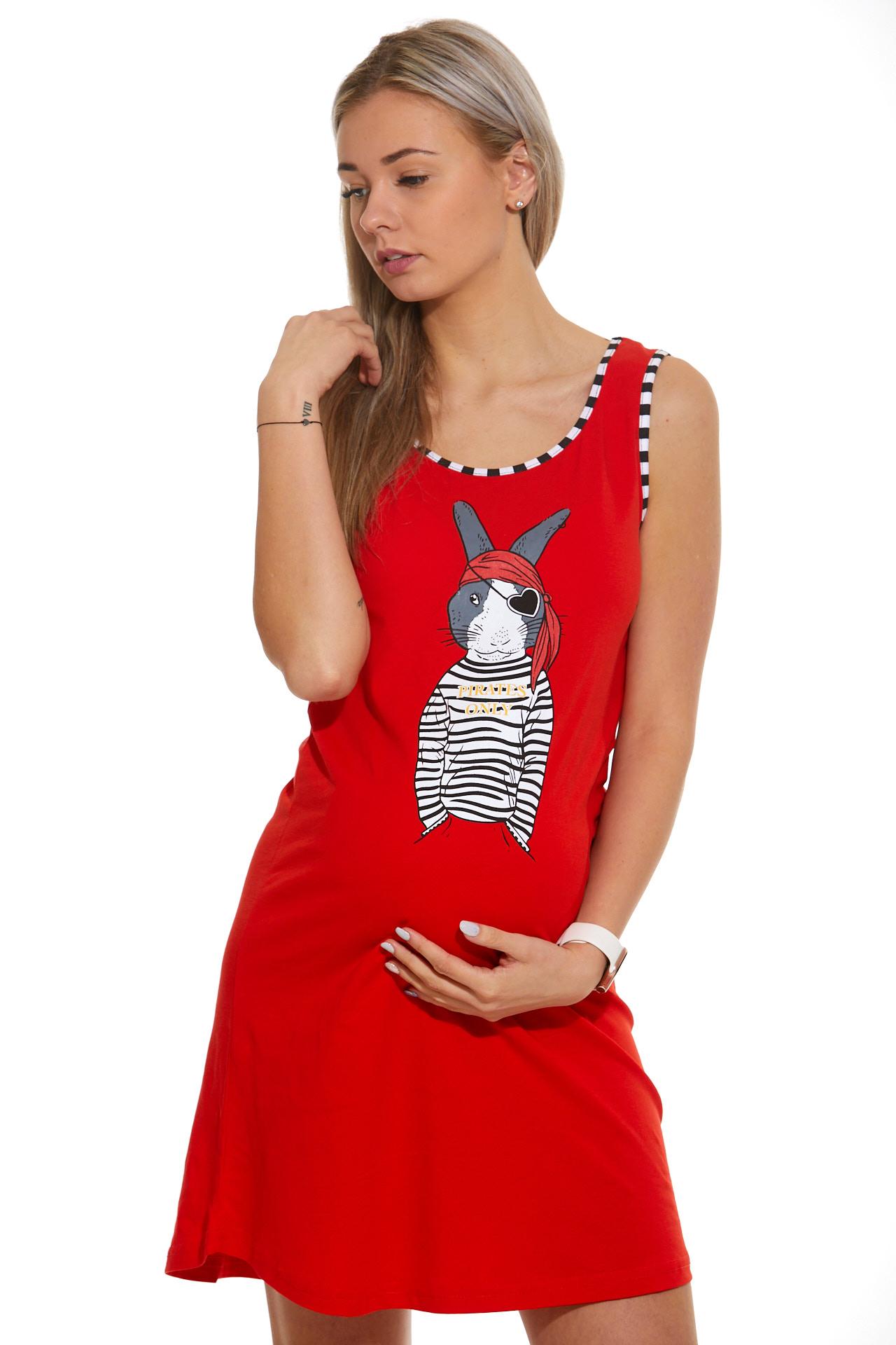 Noční košilka pro těhotné