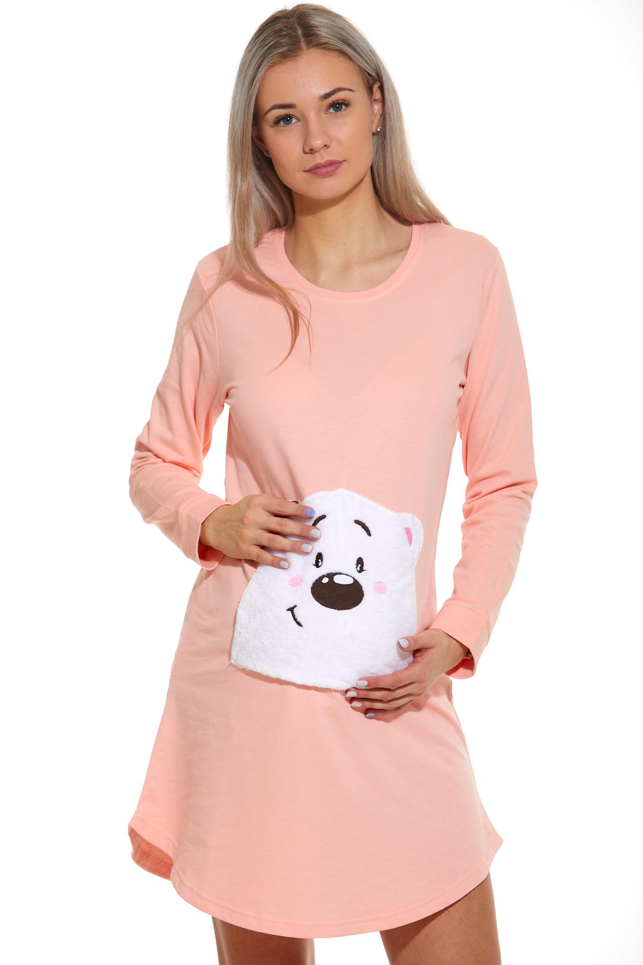 Košilka pro těhotné zateplená