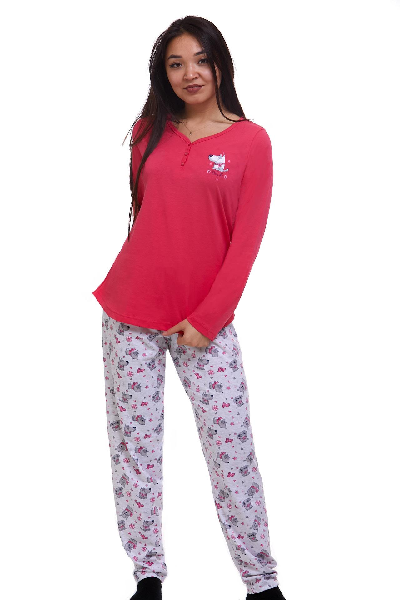 Dámské pyžamo comfort Pejskové