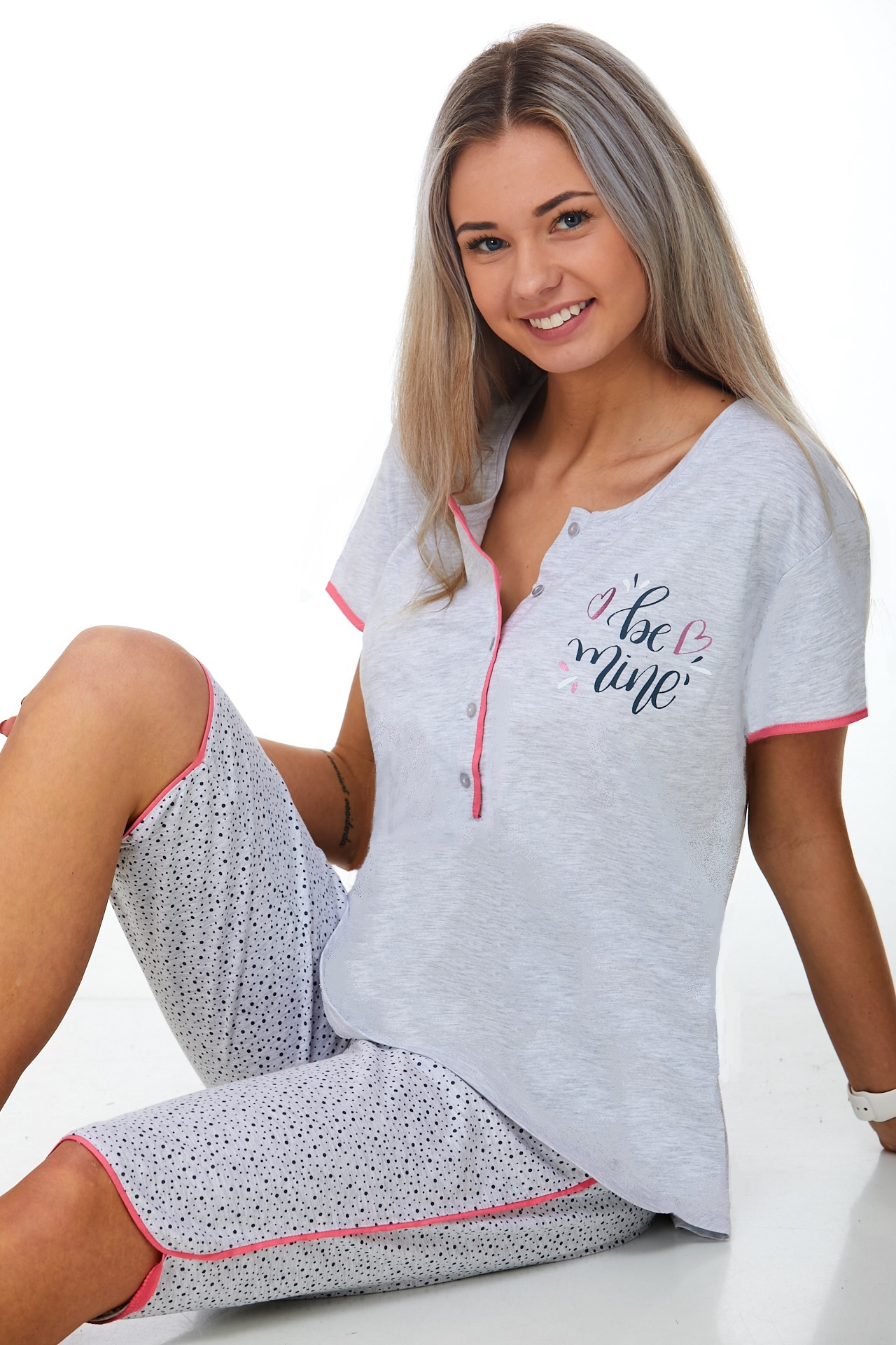 Dámské pyžamo