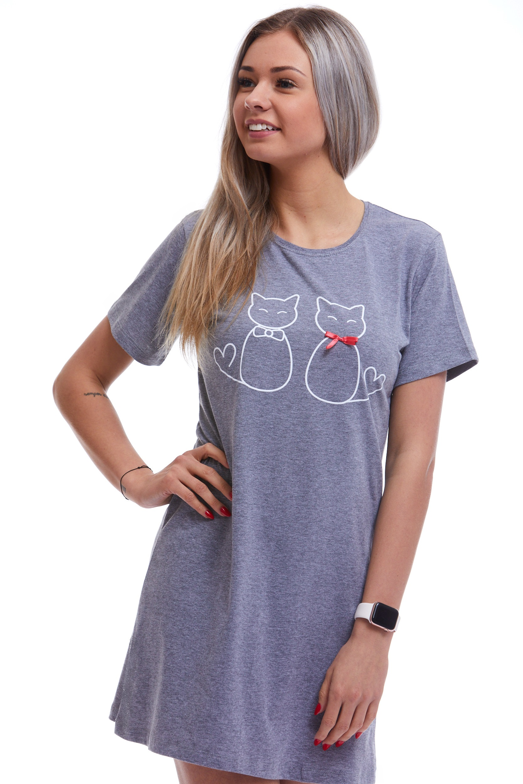 Spací triko pro ženu či dívku