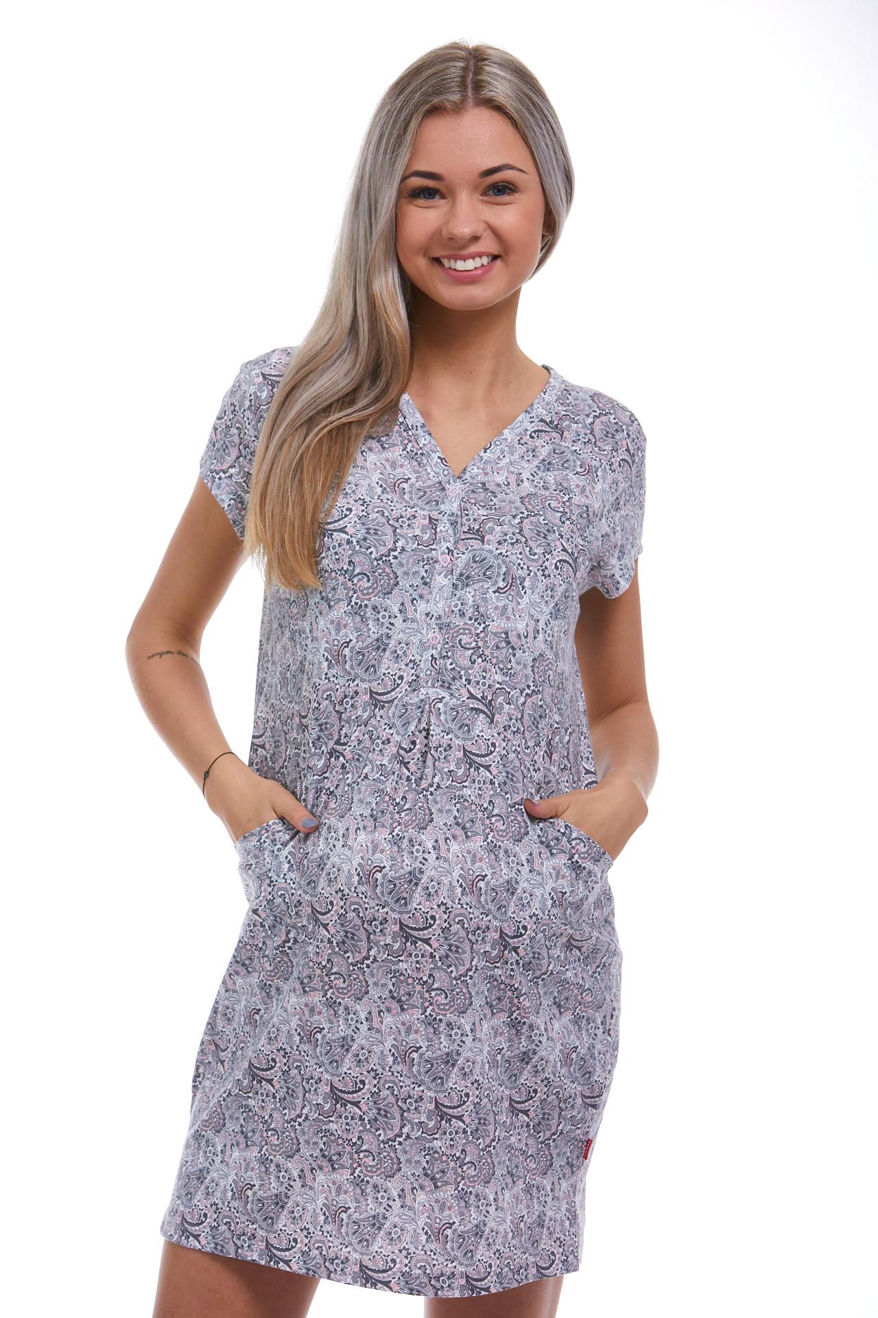 Těhotenská i kojící noční košile Topefekt