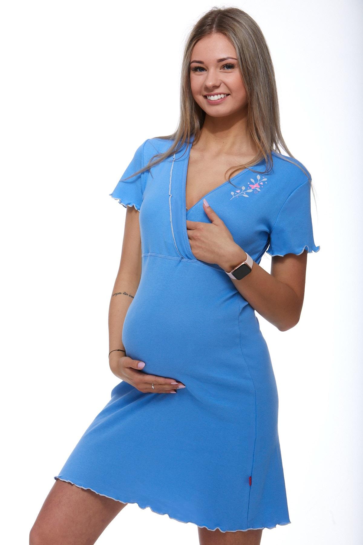Noční košile kojící, těhotenská 1C1459