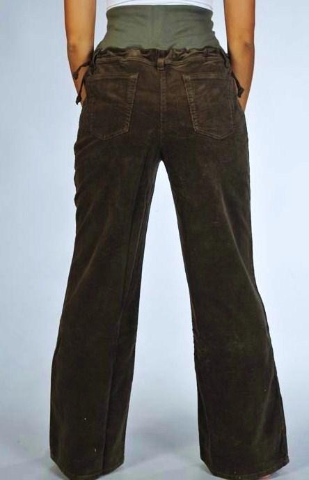 Manšestrové kalhoty