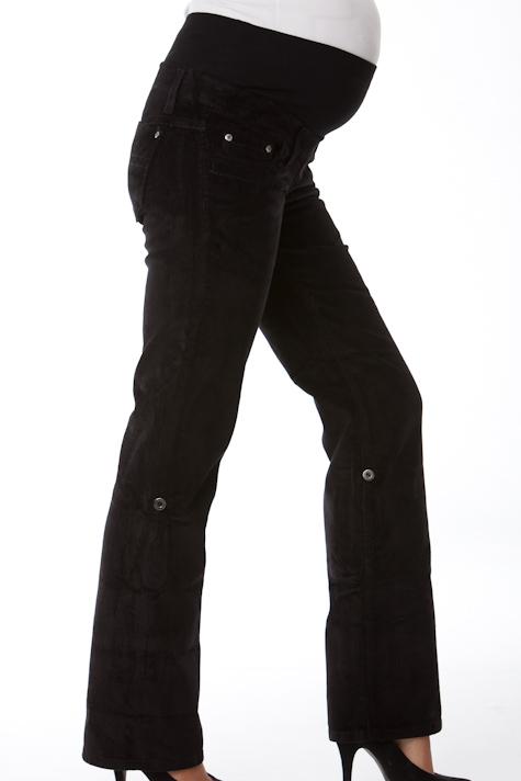 Manšestrové kalhoty teplé 1S0382