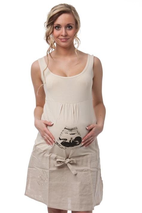 Těhotenské šaty 1S0314