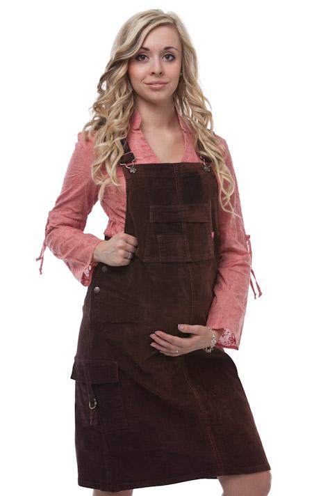Těhotenské šaty, laclové 1S0292