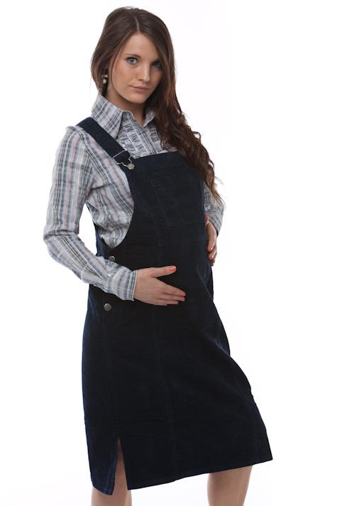 Těhotenské šaty, laclové 1S0299