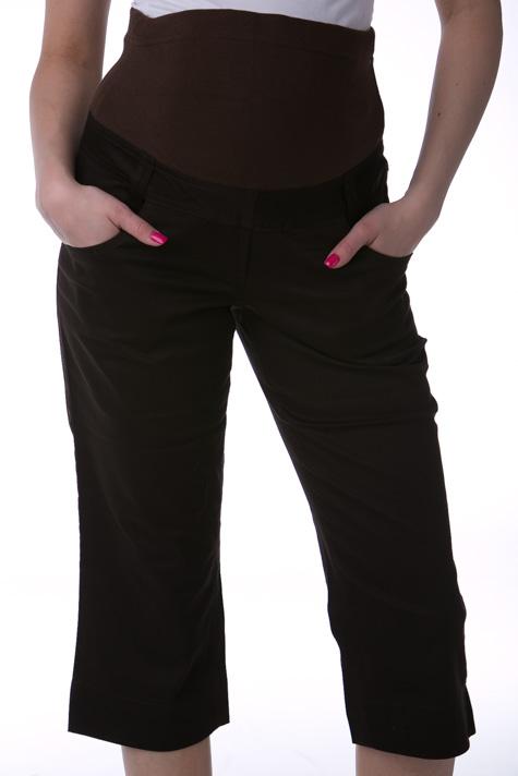 Těhotenské 3/4 kalhoty 1S0233