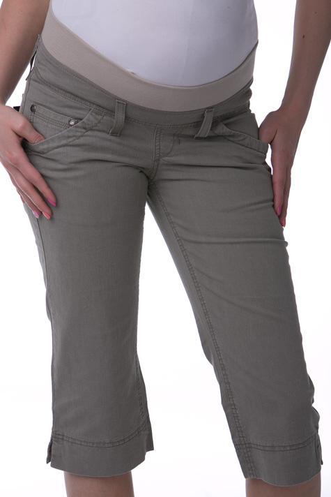 Těhotenské 3/4 kalhoty 1S0240