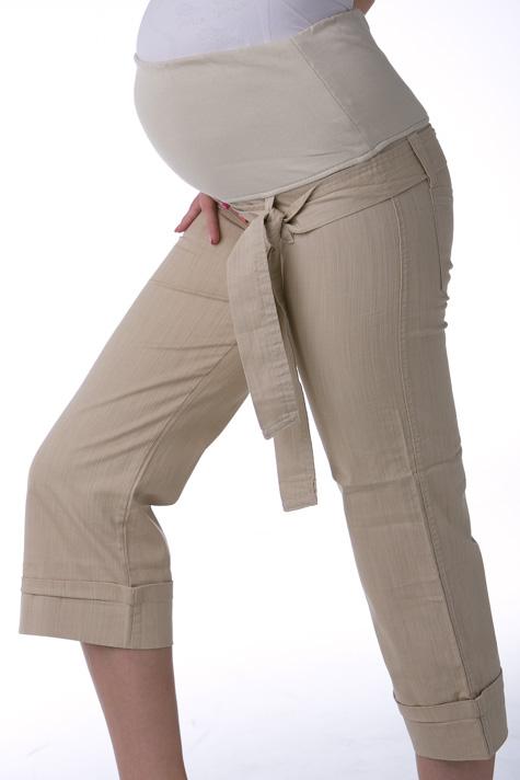Těhotenské 3/4 kalhoty 1S0253