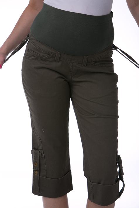 Těhotenské 3/4 kalhoty 1S0254