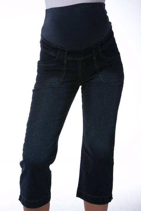 Těhotenské 3/4 kalhoty 1S0259