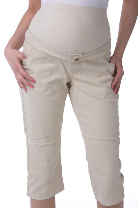 Těhotenské 3/4 kalhoty 1S0262