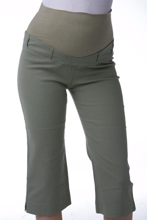 Těhotenské 3/4 kalhoty 1S0242