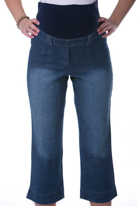 Těhotenské 3/4 kalhoty 1S0281