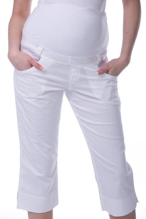 Těhotenské 3/4 kalhoty 1S0283