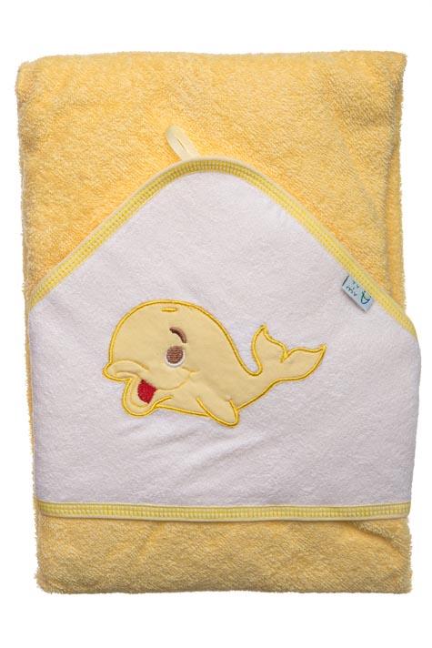 Froté ručník s kapucí 1R0002