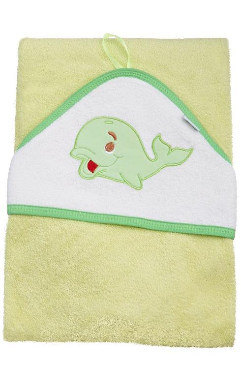 Froté ručník s kapucí 1R0006