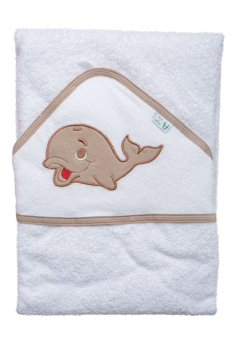 Froté ručník s kapucí 1R0007