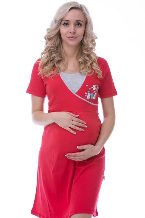Kojící a těhotenská noční košile 1C1130