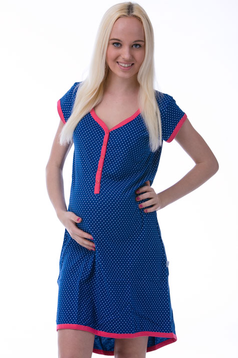 Kojící i těhotenská košile 1C1157