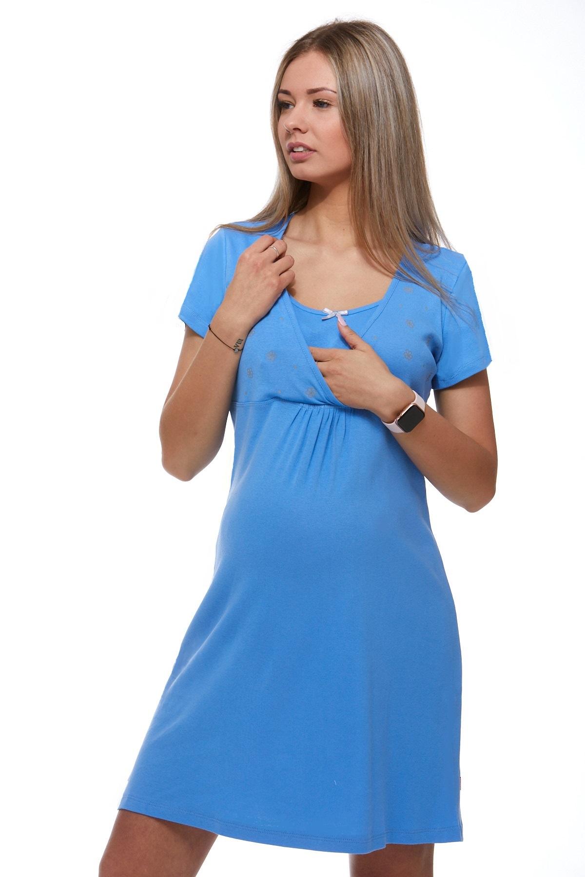 Kojící noční košile i těhotenská 1C0612