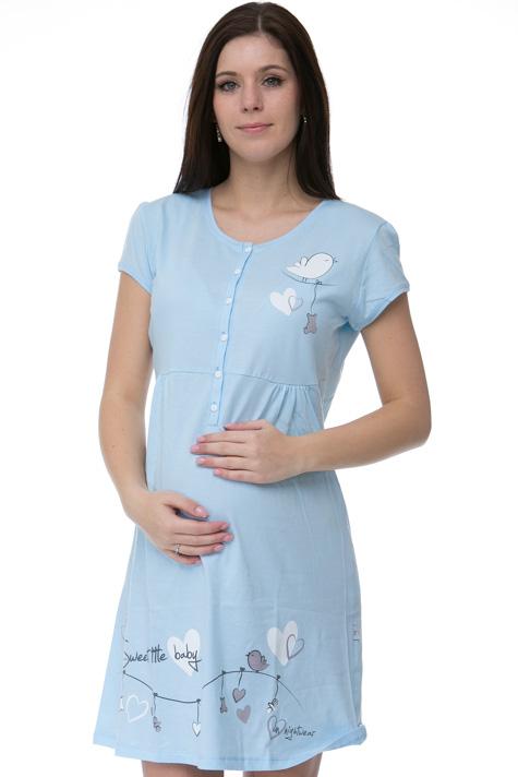 Kojící a těhotenská košile 1C0658