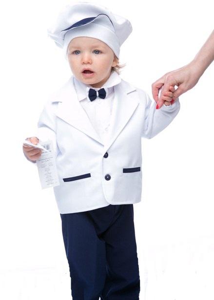 Chlapecký oblek 1M1545