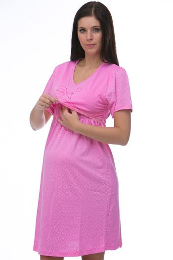 Kojící a těhotenská noční košile 1C0834
