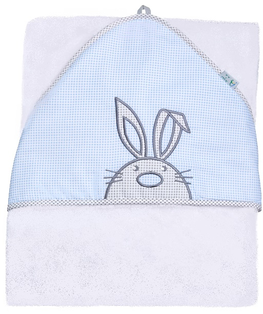Froté ručník s kapucí 1R0047