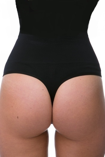 Stahovací kalhotky tanga  1H0065
