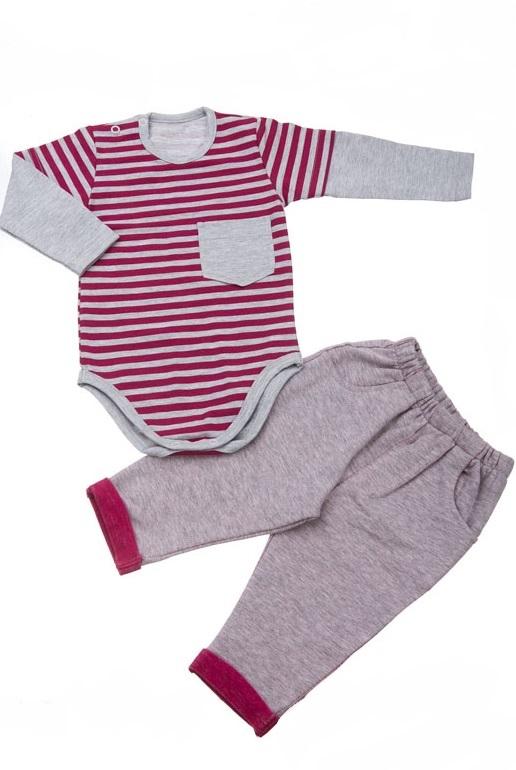 Chlapecká souprava pro miminko 1M2174