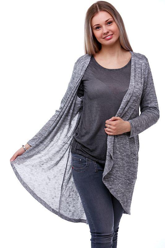 Elegantní dlouhý svetr