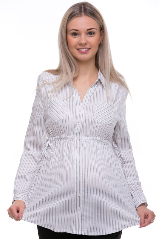 Těhotenská halenka, kojící